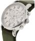 Timex Men's Weekender TW2P71400 Green Nylon Quartz Watch - Side Image Swatch