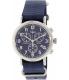 Timex Men's Weekender TW2P71300 Blue Nylon Quartz Watch - Main Image Swatch