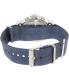 Timex Men's Weekender TW2P71300 Blue Nylon Quartz Watch - Back Image Swatch