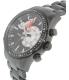 Timex Men's Intelligent Quartz TW2P72800 Black Stainless-Steel Quartz Watch - Side Image Swatch