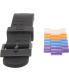 Lego Men's 9007705 Black Plastic Quartz Watch - Side Image Swatch