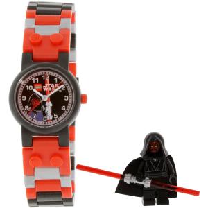 Lego Boy's Star Wars 8020332 Black Plastic Quartz Watch