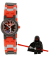 Lego Boy's Star Wars 8020332 Black Plastic Quartz Watch - Main Image Swatch