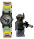 Lego Boy's Star Wars 8020363 Black Plastic Quartz Watch - Main Image Swatch