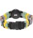 Lego Boy's Star Wars 8020363 Black Plastic Quartz Watch - Back Image Swatch