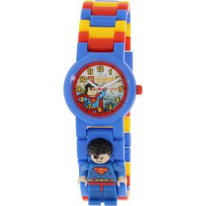 Lego Boy's Dc Universe 8020257 Blue Plastic Quartz Watch