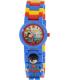 Lego Boy's Dc Universe 8020257 Blue Plastic Quartz Watch - Main Image Swatch