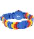 Lego Boy's Dc Universe 8020257 Blue Plastic Quartz Watch - Back Image Swatch