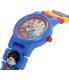 Lego Boy's Dc Universe 8020257 Blue Plastic Quartz Watch - Side Image Swatch