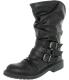 Blowfish Women's Felix Mid-Calf Leather Boot - Main Image Swatch