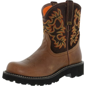 Ariat Women's Fatbaby Ankle-High Leather Boot