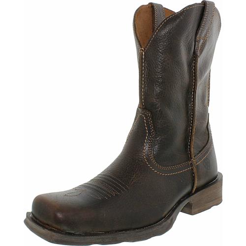 Ariat Mens Rambler Wicker Mid-Calf Leather Boot - 11D
