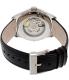 Hamilton Men's Jazzmaster H32505731 Black Leather Swiss Automatic Watch - Back Image Swatch