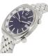 Bulova Men's Accutron Ii 96B209 Silver Stainless-Steel Quartz Watch - Side Image Swatch