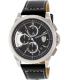 Ferrari Men's Formula Italia S 0830275 Black Leather Swiss Quartz Watch - Main Image Swatch