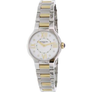 Raymond Weil Women's Noemia 5927-STP-00995 Silver Stainless-Steel Swiss Quartz Watch