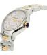 Raymond Weil Women's Noemia 5927-STP-00995 Silver Stainless-Steel Swiss Quartz Watch - Side Image Swatch