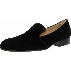 Nine West Women's Clowd Suede Ankle-High Leather Loafer