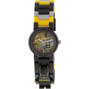 Lego Boy's Dc Universe 8020264 Black Plastic Quartz Watch