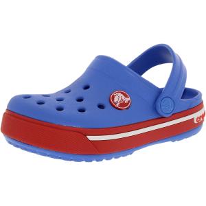 Crocs Boy's Kids Crocband II.5 Ankle-High Rubber Sandal