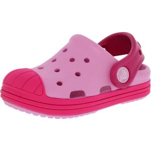 Crocs Girl's Kids Bump It Ankle-High Rubber Flat Shoe