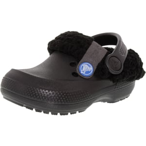 Crocs Boy's Kids Blitzen Ii Ankle-High Rubber Flat Shoe