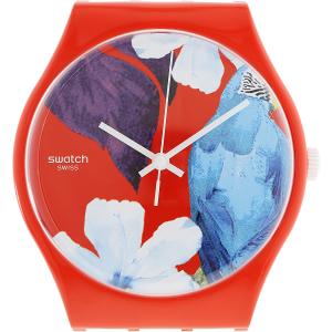 Swatch Men's Maxi Clock MSUOR105