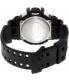 Casio Men's G-Shock GA400-1A Black Resin Quartz Watch - Back Image Swatch