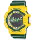 Casio Men's G-Shock GA400CS-9A Green Resin Quartz Watch - Main Image Swatch