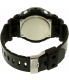 Casio Men's G-Shock GA201BA-1A Black Plastic Quartz Watch - Back Image Swatch