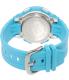 Casio Women's Baby-G BGA170-2B Blue Resin Quartz Watch - Back Image Swatch