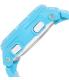 Casio Women's Baby-G BGA170-2B Blue Resin Quartz Watch - Side Image Swatch