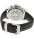 Invicta Men's I-Force 20129 Black Leather Quartz Watch - Back Image Swatch
