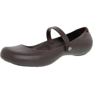 Crocs Women's Alice Ankle-High Rubber Ballet Flat