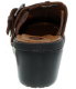 Crocs Women's Cobbler Buckle Ankle-High Synthetic Flat Shoe - Back Image Swatch