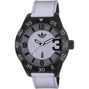 Adidas Men's Newburgh ADH3079 Grey Silicone Quartz Watch