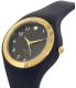 Kate Spade Women's Rumsey 1YRU0650 Blue Silicone Quartz Watch - Side Image Swatch