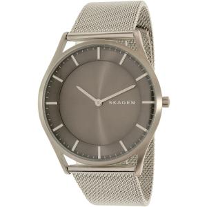 Skagen Men's Holst SKW6239 Silver Stainless-Steel Quartz Watch