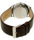 Skagen Men's Holst SKW6237 Brown Leather Quartz Watch - Back Image Swatch