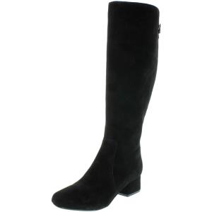 Anne Klein Women's Camden Suede Knee-High Suede Boot