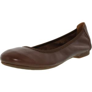 Born Women's Julianne Leather Ankle-High Leather Ballet Flat
