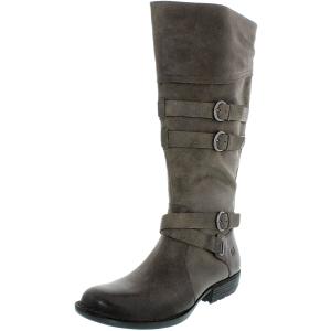 Born Women's Odom Suede Knee-High Suede Boot