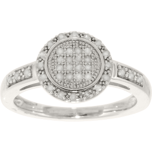Exotic Identity Women's Chic Diamond Diamond Ring