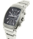 Seiko Men's SNA671 Silver Stainless-Steel Quartz Watch - Side Image Swatch