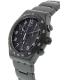 Swatch Men's Irony YVB402G Black Stainless-Steel Swiss Quartz Watch - Side Image Swatch