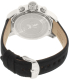 Invicta Men's I-Force 1514 Black Leather Quartz Watch - Back Image Swatch