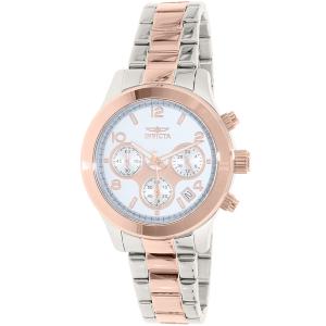 Invicta Women's Angel 19220 Rose Gold Stainless-Steel Quartz Watch