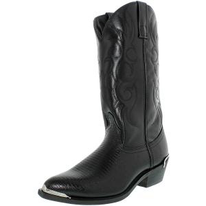Laredo Men's Atlanta Synthetic Mid-Calf Synthetic Boot