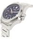 Victorinox Swiss Army Men's I.N.O.X. 241723.1 Silver Stainless-Steel Swiss Quartz Watch - Side Image Swatch