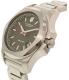 Victorinox Swiss Army Men's I.N.O.X. 241725.1 Silver Stainless-Steel Swiss Quartz Watch - Side Image Swatch